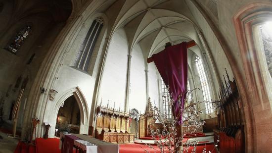 Forma és látvány tiszteletére alapoz a Szent Mihály-templom felújítása