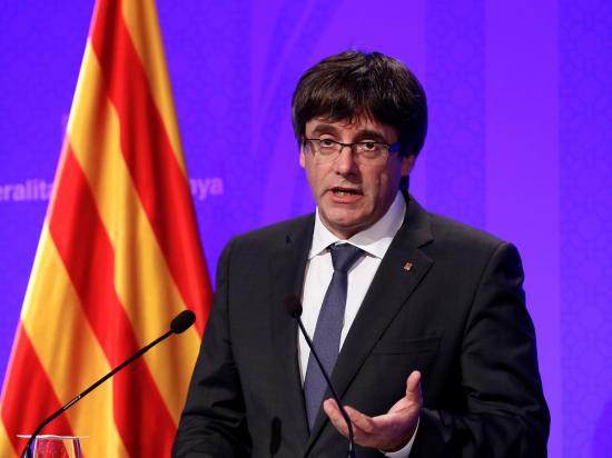 Katalán válság – Kezdeményezték Carles Puigdemont kiadatási őrizetbe vételét