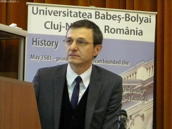 Ioan-Aurel Pop, a BBTE rektora lett a Román Akadémia új elnöke