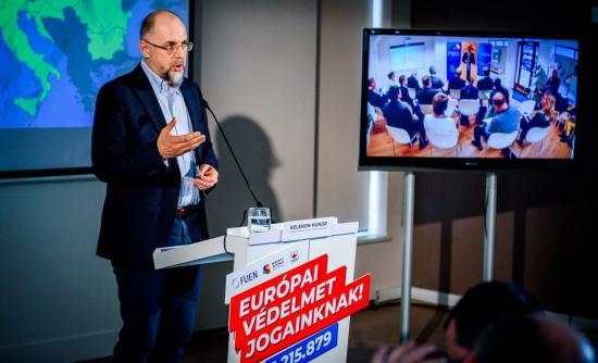 Kelemen Hunor: az ET megerősítette, hogy Románia nem mintaállam a kisebbségvédelemben