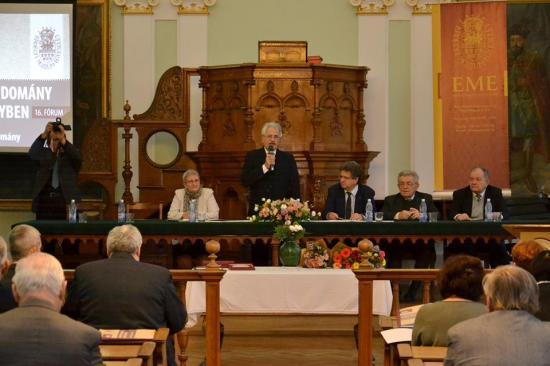 Tisztújító közgyűlést tart az Erdélyi Múzeum-Egyesület szombaton
