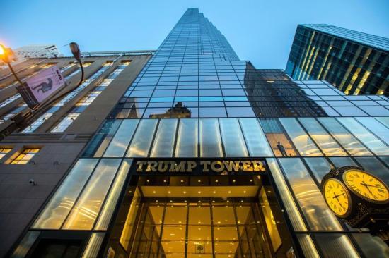 New Yorkban tűz ütött ki a Trump-toronyban, egy halálos áldozat