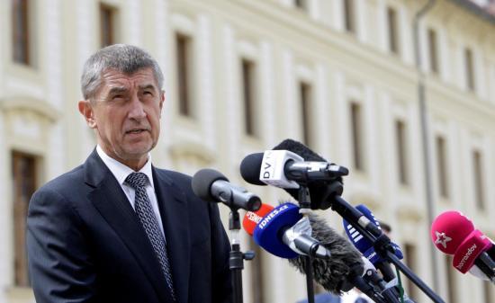 Cseh kormányalakítás - Babis elfogadja, ha az államfő az ANO más képviselőjét bízza meg a kormányalakítással