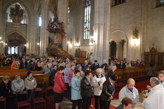 Katolikus Nőszövetségek találkozója Kolozsváron