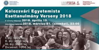 Kolozsvári Esettanulmány Napokat szerveznek hétvégén