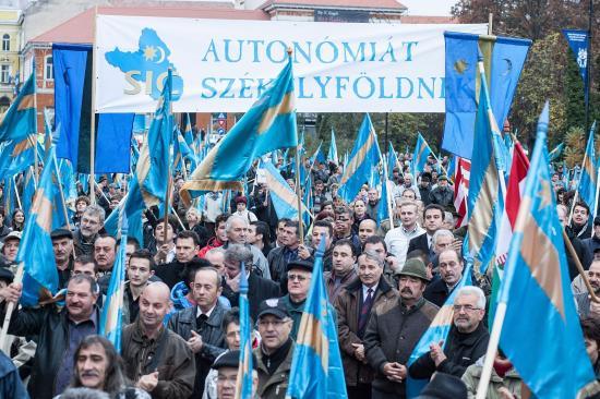 Elutasíotta a képviselőház Székelyföld autonómiáját