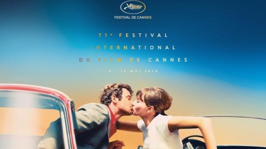 Cannes – A Bolond Pierrot csókjelenete látható az idei fesztivál hivatalos plakátján