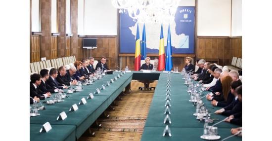 Viorica Dăncilă: nem esett szó kormányátalakításról