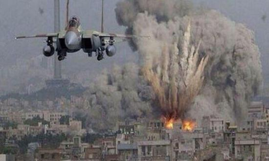 Washington, Párizs és London légicsapásokat hajtott végre Szíriában (FRISSÍTVE BUKAREST REAKCIÓJÁVAL))