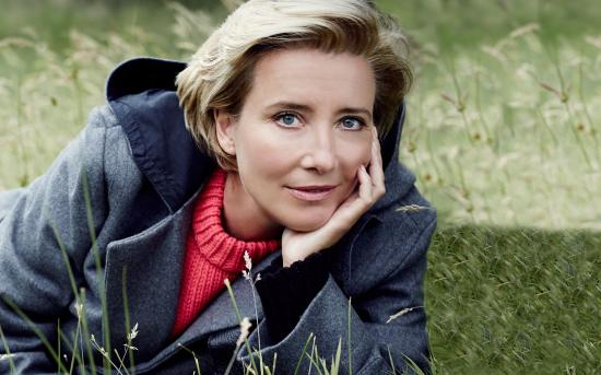 Emma Thompson musicalt rendez
