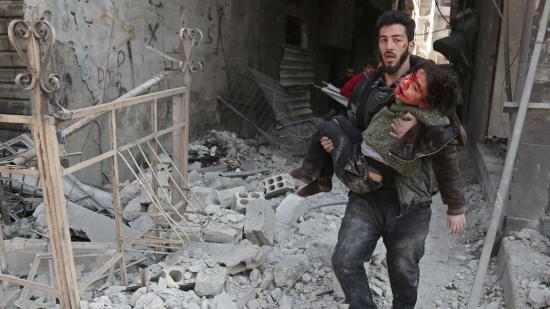 Mogherini: újra kell indítani az ENSZ közvetítésével zajló szíriai béketárgyalásokat
