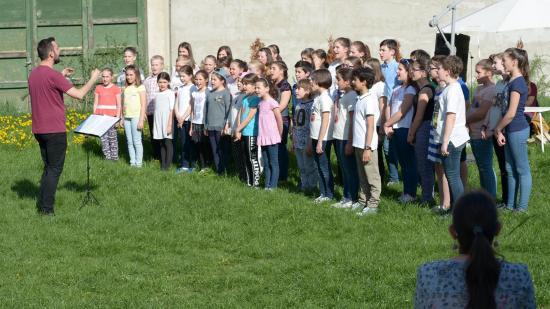 Tavaszi angyaljárás Györgyfalván és Kolozsváron