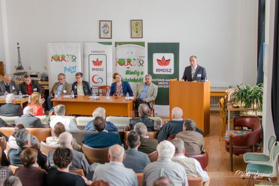 Beszterce-Naszód: újabb négyéves mandátum az RMDSZ megyei elnökének