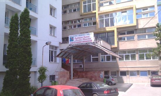 Spontán tiltakozás a Kolozsvári Kardiológiai Intézetnél