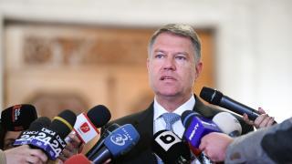 Johannis: a NATO-tagországok közös biztonsága közös tehervállalással jár együtt