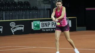 Fed-kupa: Simona Halep Kolozsváron