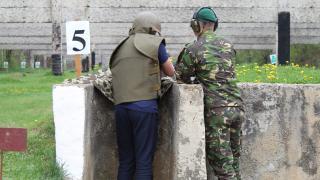 Lövészeti verseny a katonaság szervezésében