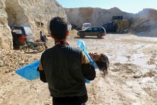 Amerikai külügy: Damaszkusz és Moszkva megpróbálja eltüntetni a vegyifegyver-támadás nyomait