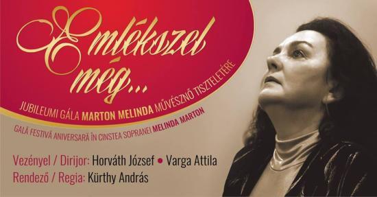 Marton Melinda énekművészt ünnepli a magyar opera