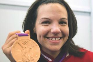 A súlyemelő Christine Girard hivatalosan is olimpiai bajnok