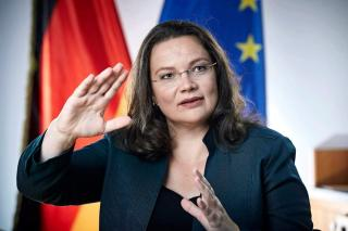 Megválasztotta első női elnökét a Német Szociáldemokrata Párt