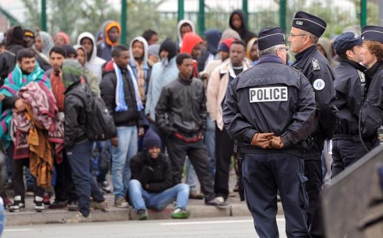 A francia nemzetgyűlés első olvasatban elfogadta az új bevándorlási törvénytervezetet