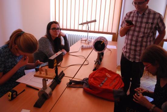 Szabadulószoba és workshop a Magyar Fizika Intézet szervezésében