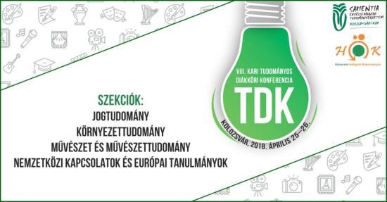 Izgalmas előadások és művészeti alkotások a Sapientia TDK-ján