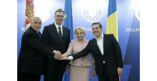 Európai és kínai együttműködéssel fejlesztenék a Balkán infrastruktúráját