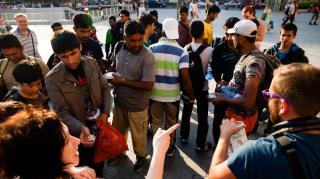 Romániában tavaly több menedékkérelmet regisztráltak, mint az előző évtizedben összesen