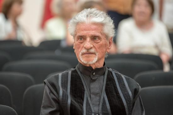Elhunyt Szervátiusz Tibor szobrászművész, a nemzet művésze