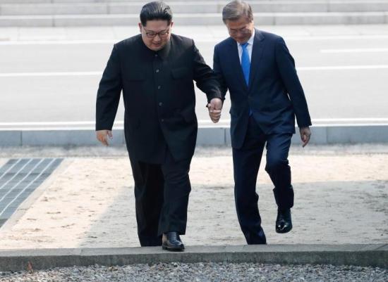 Új történelmi korszak kezdődik a Koreai-félszigeten