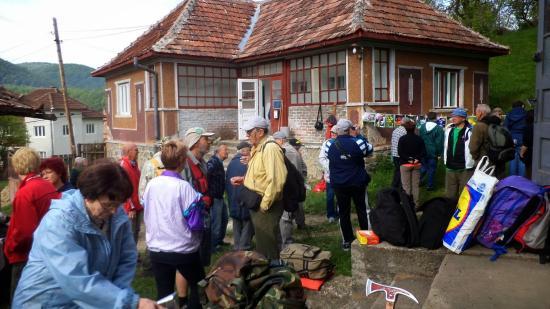 Kolozsvári EKE-napok Csucsán kirándulásokkal és bringatúrákkal június legelején