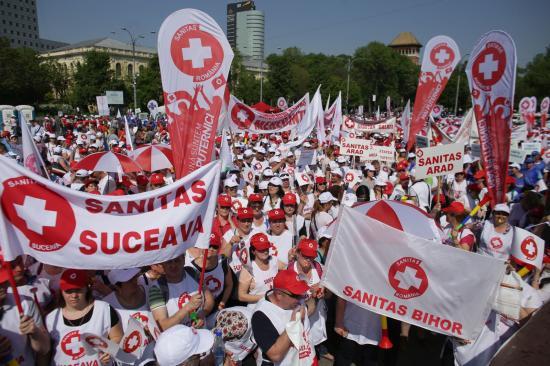 Sanitas: ha nem rendeződik a helyzet, sztrájkba lépünk