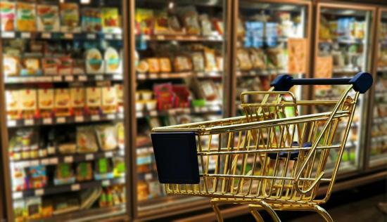 Az első negyedévben 6,4 százalékkal nőtt a kiskereskedelem