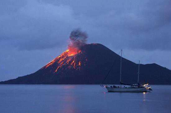 Geológus: a hawaii vulkánkitörésnél nem várható olyan helyzet, mint az izlandinál 2010-ben