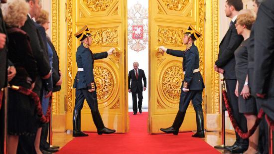 Negyedszer teszi le az elnöki hivatali esküt Vlagyimir Putyin