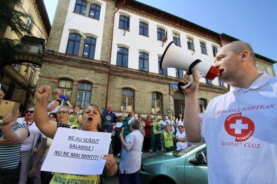 Érik az egészségügyi általános sztrájk
