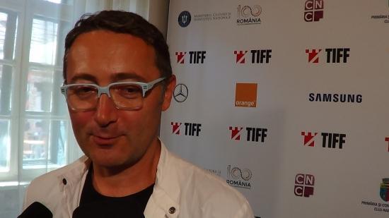 VIDEÓINTERJÚ - Tudor Giurgiu: öt világpremier a TIFF Román Film Napjain