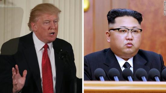 Donald Trump és Kim Dzsong Un Szingapúrban találkozik?