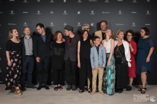 Cannes – Nagy érdeklődés mellett mutatták be Szilágyi Zsófia filmjét