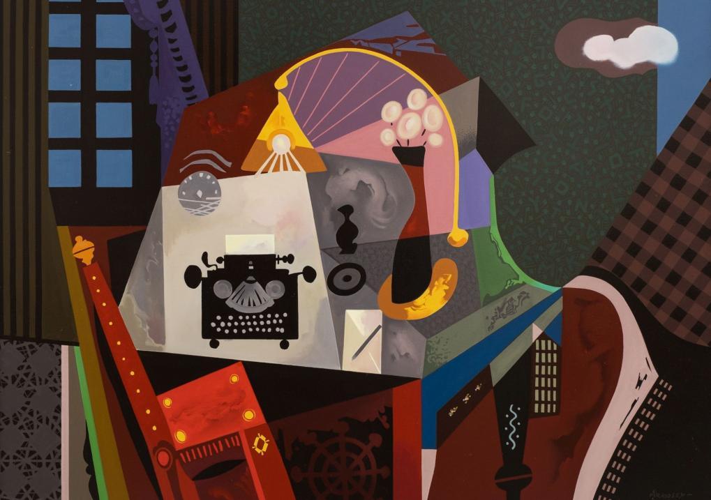 Beszélgetés Árkossy István festőművésszel