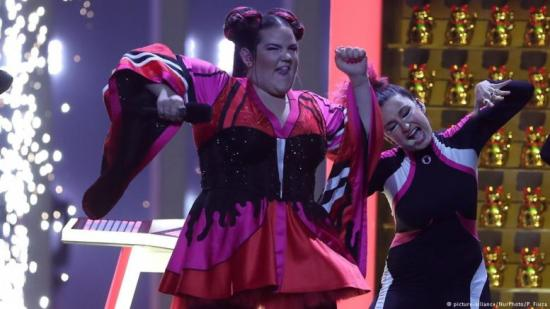 Eurovíziós Dalfesztivál - Izraeli győzelem, az AWS 21. lett