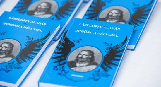 Ünnepi Könyvhét – Bemutatták Lászlóffy Aladár történelmi regényét