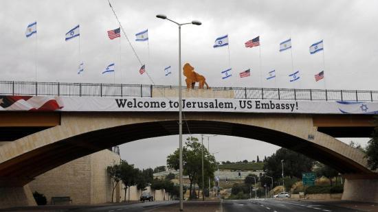 Jeruzsálembe költöztették Tel-Avivból az amerikai nagykövetséget (FRISSÍTVE)