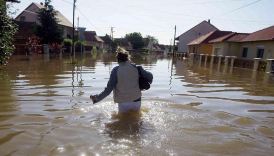 Elsőfokú árvízkészültség 19 megyére