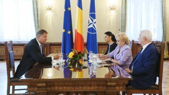 Kioktatta Johannis a kormányfőt külpolitikai kérdésekből (FRISSÍTVE)