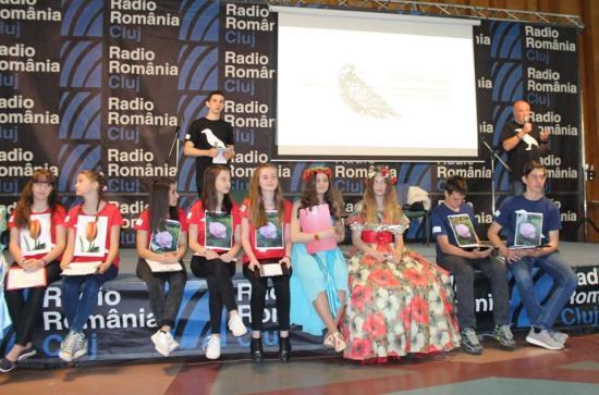 Magyar költők verseit szavalták román diákok