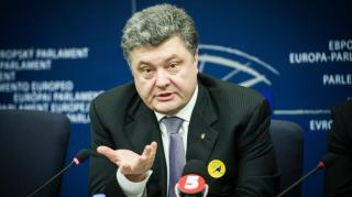 Porosenko visszavonta az állampolgársági törvény Magyarország által bírált módosítási javaslatát