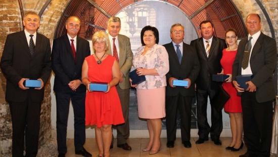 Kolozsvárra került Az év családorvosa díj